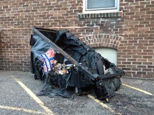 Dumpster melt