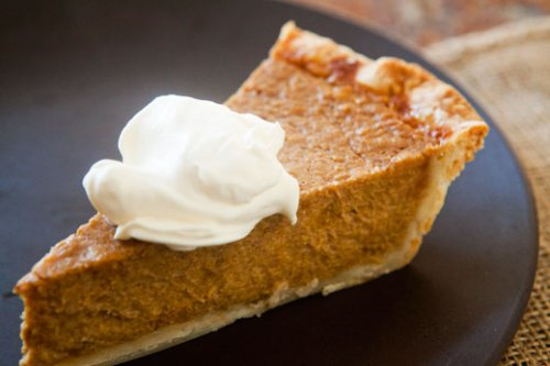punpkin pie