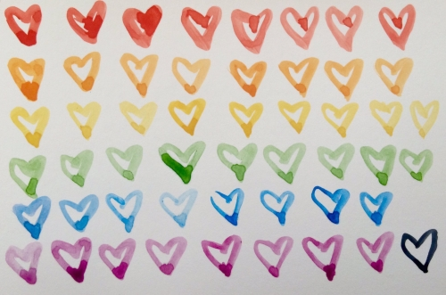 Hearts by Wendy MacNaughton