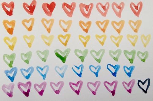 Hearts by Wendy MacNaughton